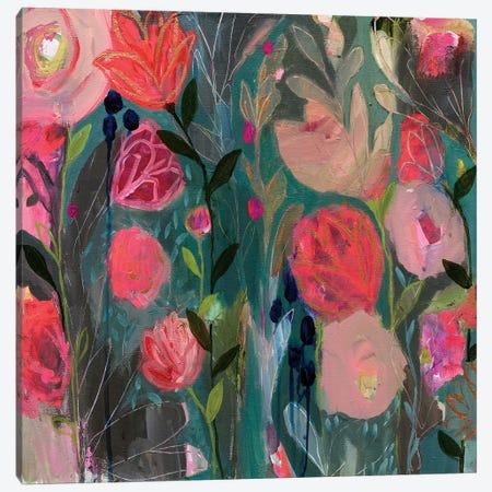Midnight Wish Canvas Print #SMT96} by Carrie Schmitt Canvas Wall Art