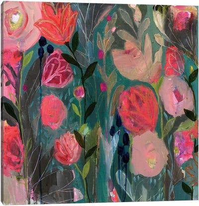 Midnight Wish Canvas Art Print