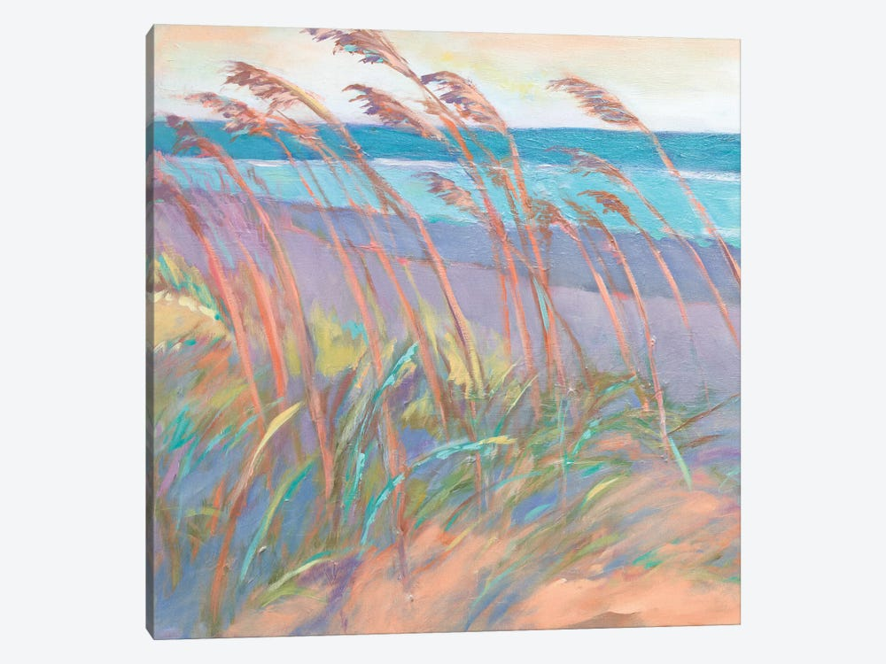 Dunes At Dusk I by Suzanne Wilkins 1-piece Canvas Art