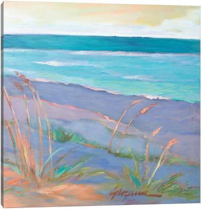 Dunes At Dusk II Canvas Art Print