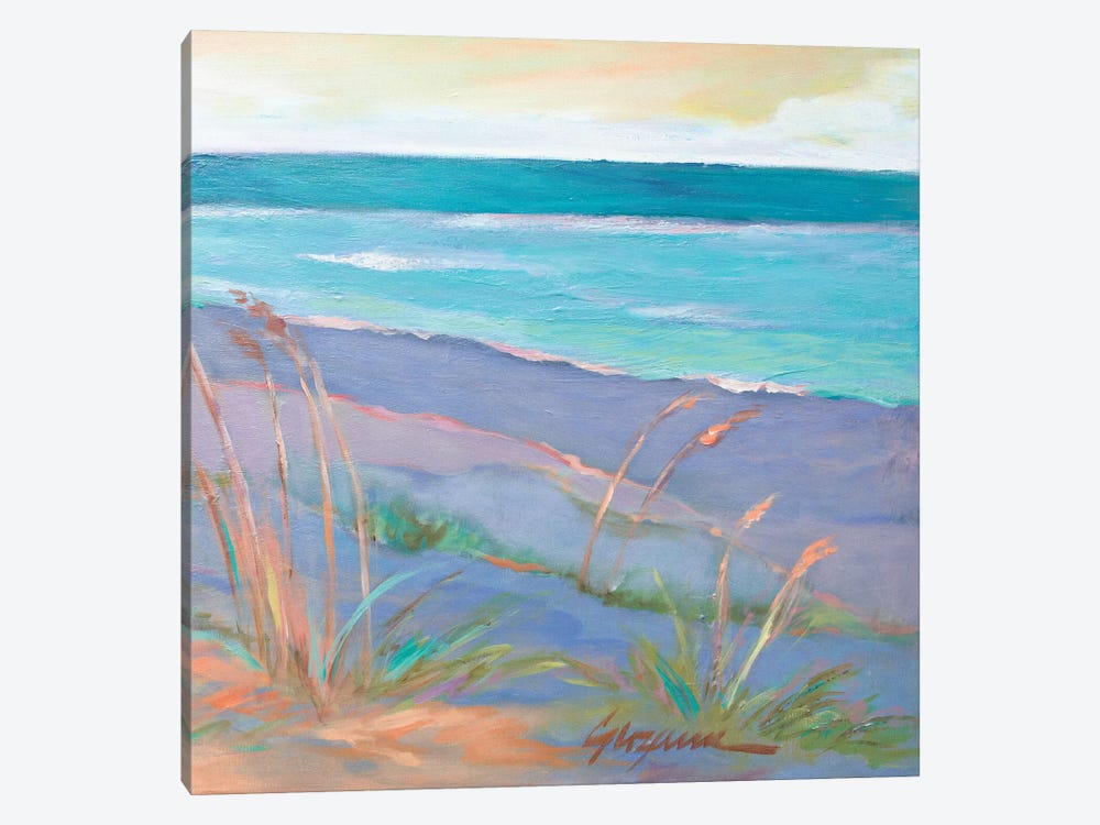 Dunes At Dusk II by Suzanne Wilkins 1-piece Canvas Art Print