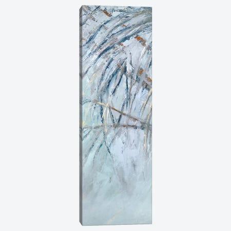 Grey Palms I Canvas Print #SMW16} by Suzanne Wilkins Canvas Art Print