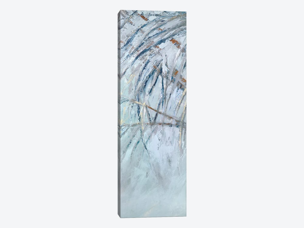 Grey Palms I by Suzanne Wilkins 1-piece Canvas Artwork