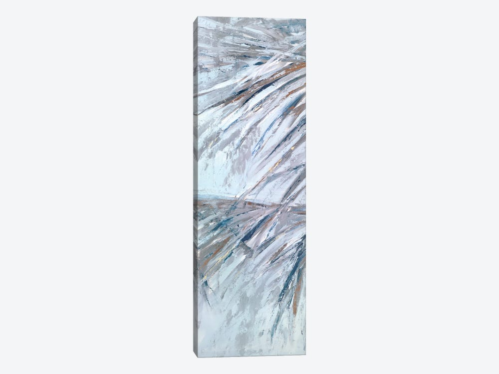 Grey Palms III by Suzanne Wilkins 1-piece Canvas Artwork