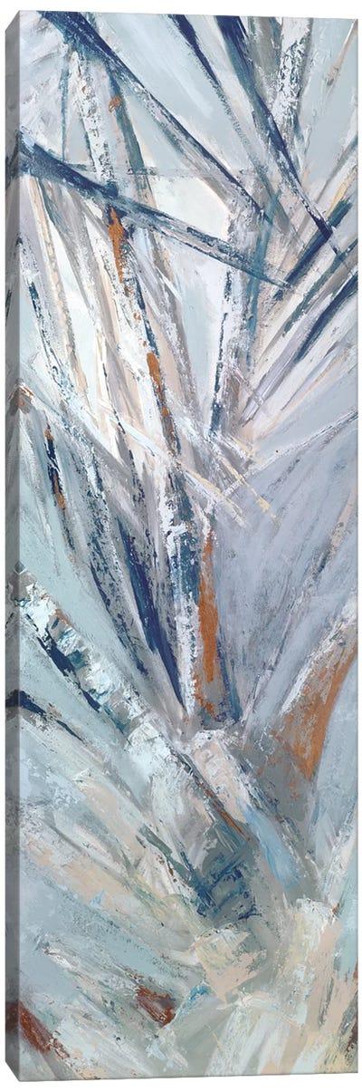 Grey Palms IV Canvas Art Print