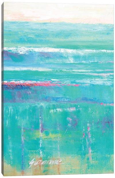 Beneath The Sea I Canvas Art Print