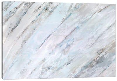 Soft Fronds II Canvas Art Print