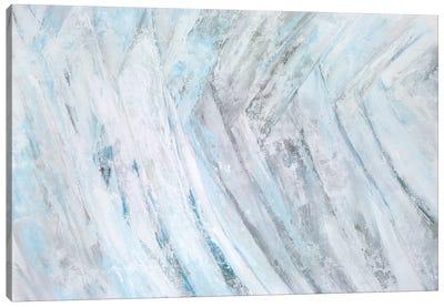 Soft Fronds III Canvas Art Print
