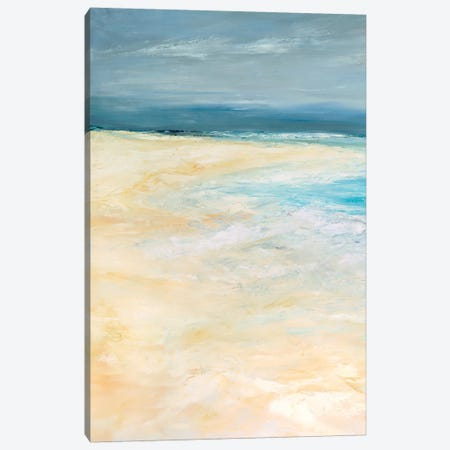 Storm at Sea I Canvas Print #SMW24} by Suzanne Wilkins Canvas Art