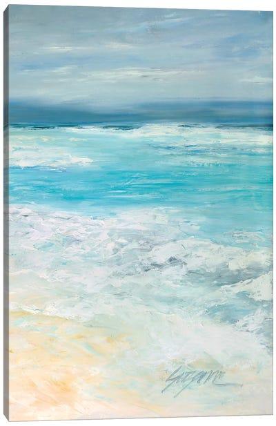 Storm at Sea II Canvas Art Print