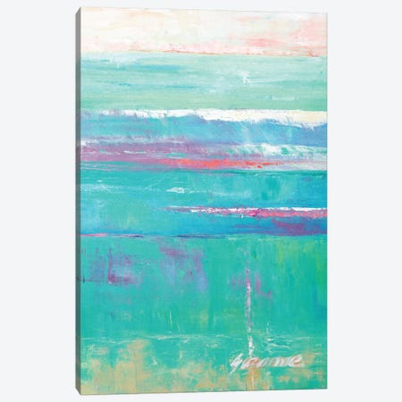 Beneath The Sea II Canvas Print #SMW2} by Suzanne Wilkins Canvas Print