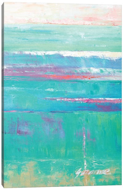 Beneath The Sea II Canvas Art Print