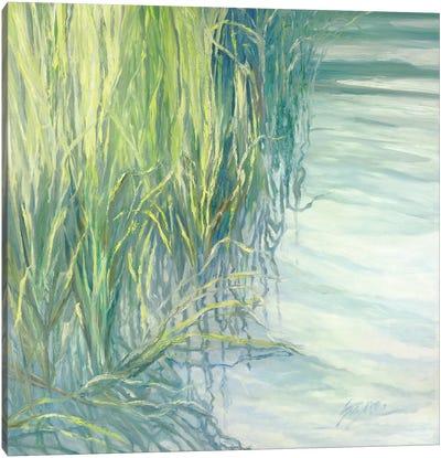 Sweetgrass Canvas Art Print