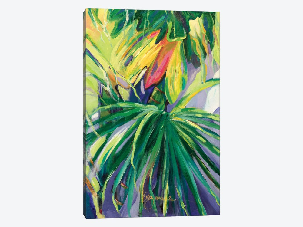 Jardin Abstracto II by Suzanne Wilkins 1-piece Canvas Wall Art