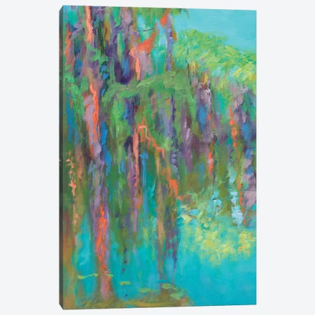 Rios de Colores I Canvas Print #SMW7} by Suzanne Wilkins Canvas Wall Art