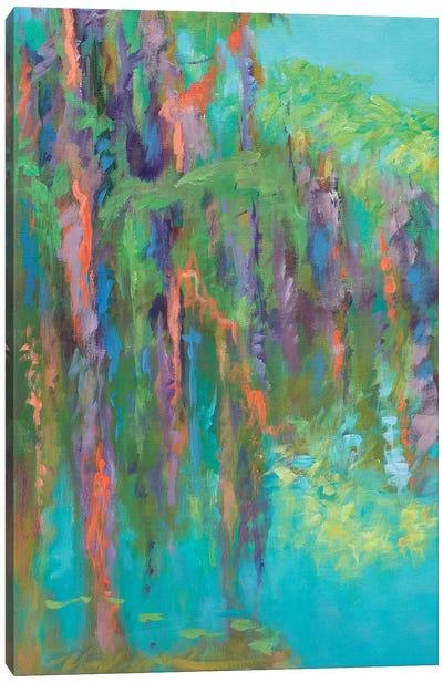 Rios de Colores I Canvas Art Print