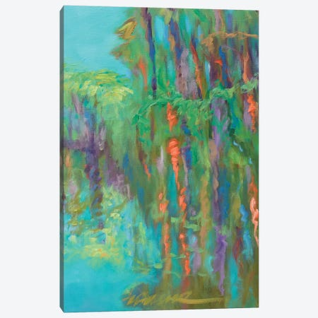 Rios de Colores II Canvas Print #SMW8} by Suzanne Wilkins Canvas Print