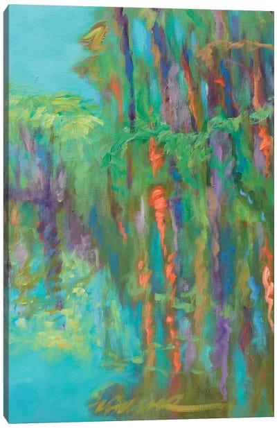 Rios de Colores II Canvas Art Print