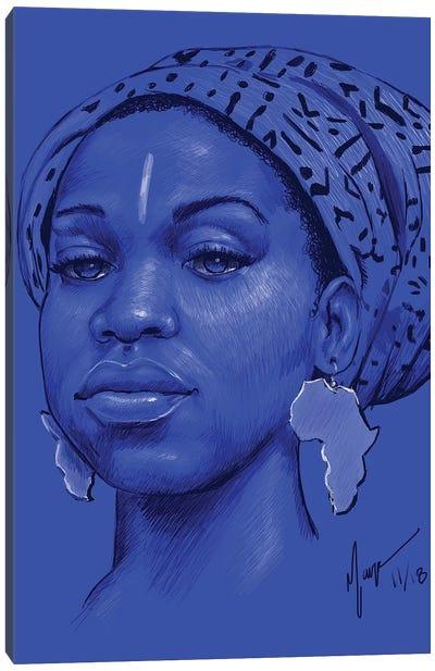 Ola Canvas Art Print
