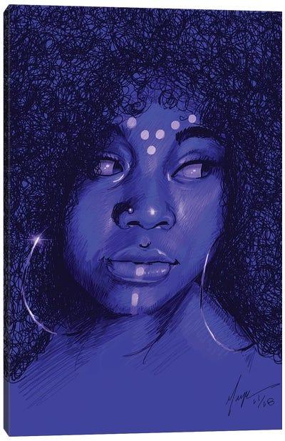 Ukarimu Canvas Art Print