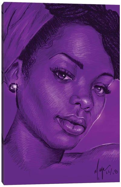 Eleyi Ti Ina Canvas Art Print