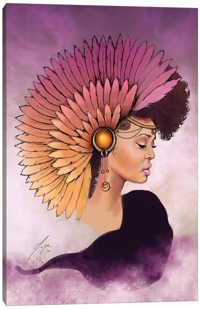 Emi Canvas Art Print