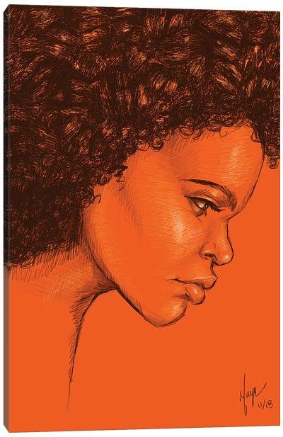 Khweza Canvas Art Print