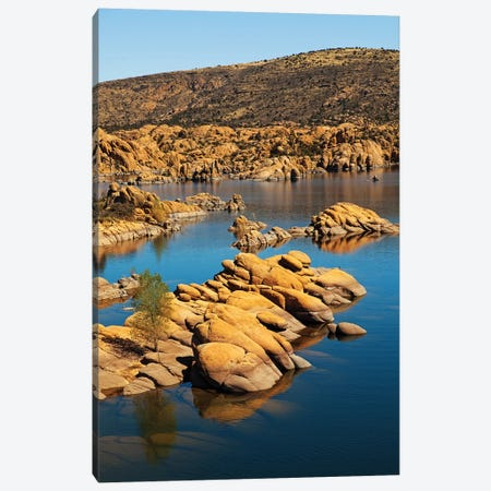 Watson Lake - Prescott Az USA Canvas Print #SMZ175} by Susan Schmitz Canvas Art Print