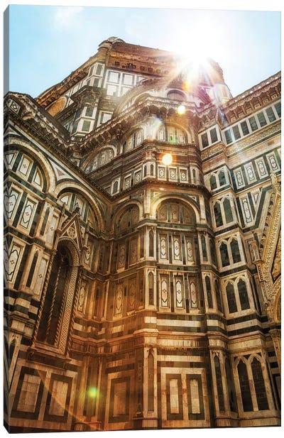 Cattedrale Di Santa Maria Del Fiore In Florence Italy Canvas Art Print