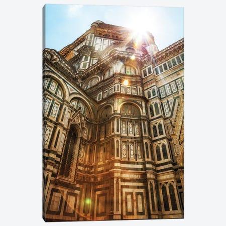 Cattedrale Di Santa Maria Del Fiore In Florence Italy Canvas Print #SMZ36} by Susan Schmitz Canvas Art