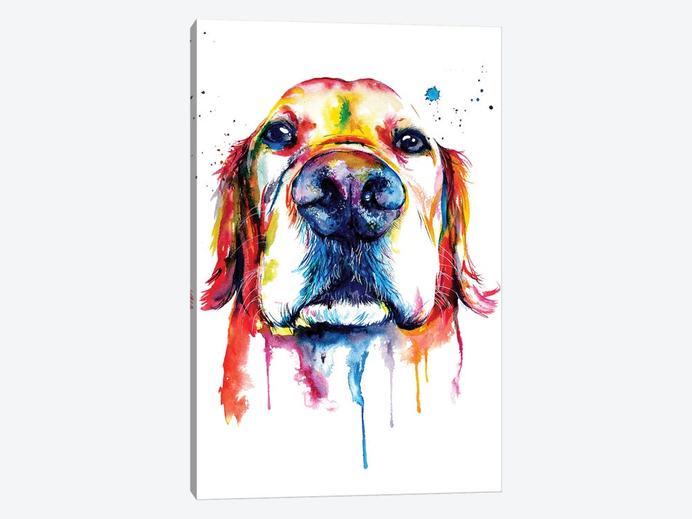 Retriever by Weekday Best 1-piece Canvas Art