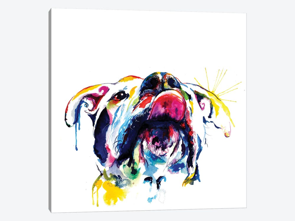 Smile by Weekday Best 1-piece Canvas Print