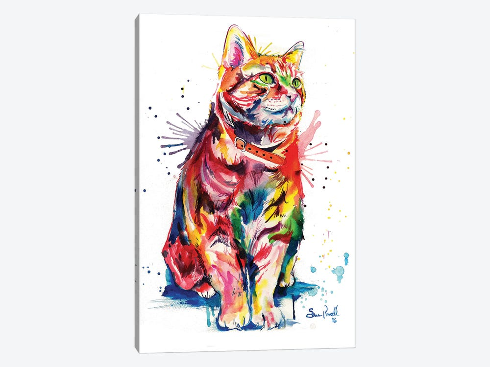 Tabby by Weekday Best 1-piece Canvas Artwork
