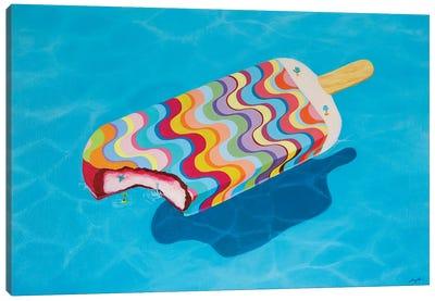 Pool 615 Canvas Art Print