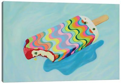 Pool 921 Canvas Art Print