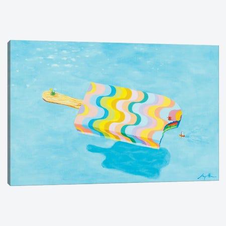 Pool 982 Canvas Print #SNG13} by Sanghee Ahn Canvas Wall Art
