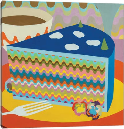 Gt2 Canvas Art Print