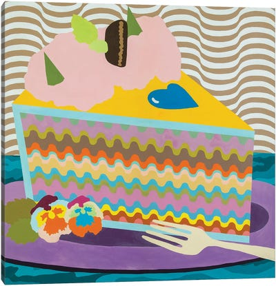 Gt3 Canvas Art Print