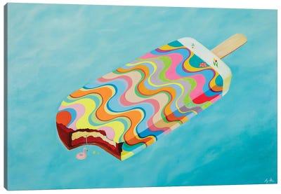 Pool 021 Canvas Art Print