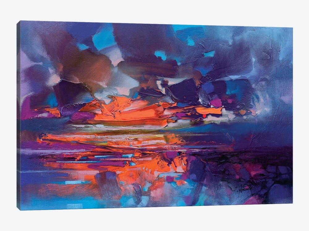 Compression by Scott Naismith 1-piece Canvas Wall Art
