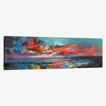 Cowal Red Canvas Print #SNH10} by Scott Naismith Canvas Print