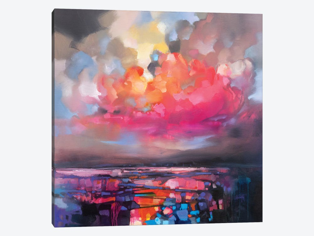 Pressure Release by Scott Naismith 1-piece Canvas Print