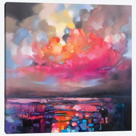 Pressure Release Canvas Print #SNH112} by Scott Naismith Canvas Wall Art