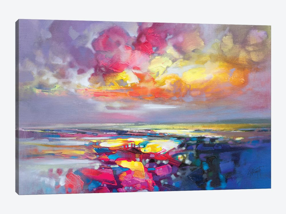 Primary Shore by Scott Naismith 1-piece Canvas Art