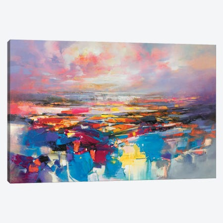 Quantum Gravity Canvas Print #SNH116} by Scott Naismith Canvas Print