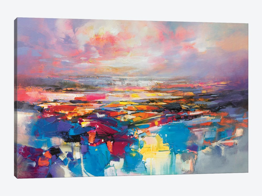 Quantum Gravity by Scott Naismith 1-piece Art Print