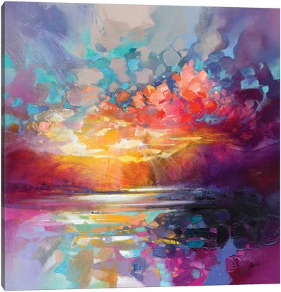 Skye Fragments Canvas Art Print