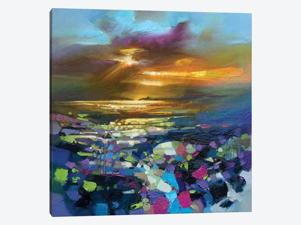 Tectonic Light by Scott Naismith 1-piece Art Print