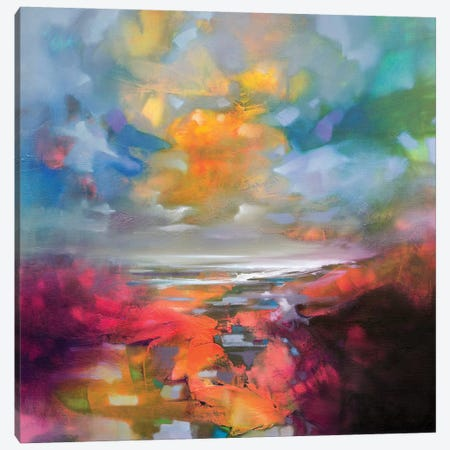 Warmth Prevails Canvas Print #SNH122} by Scott Naismith Canvas Art Print
