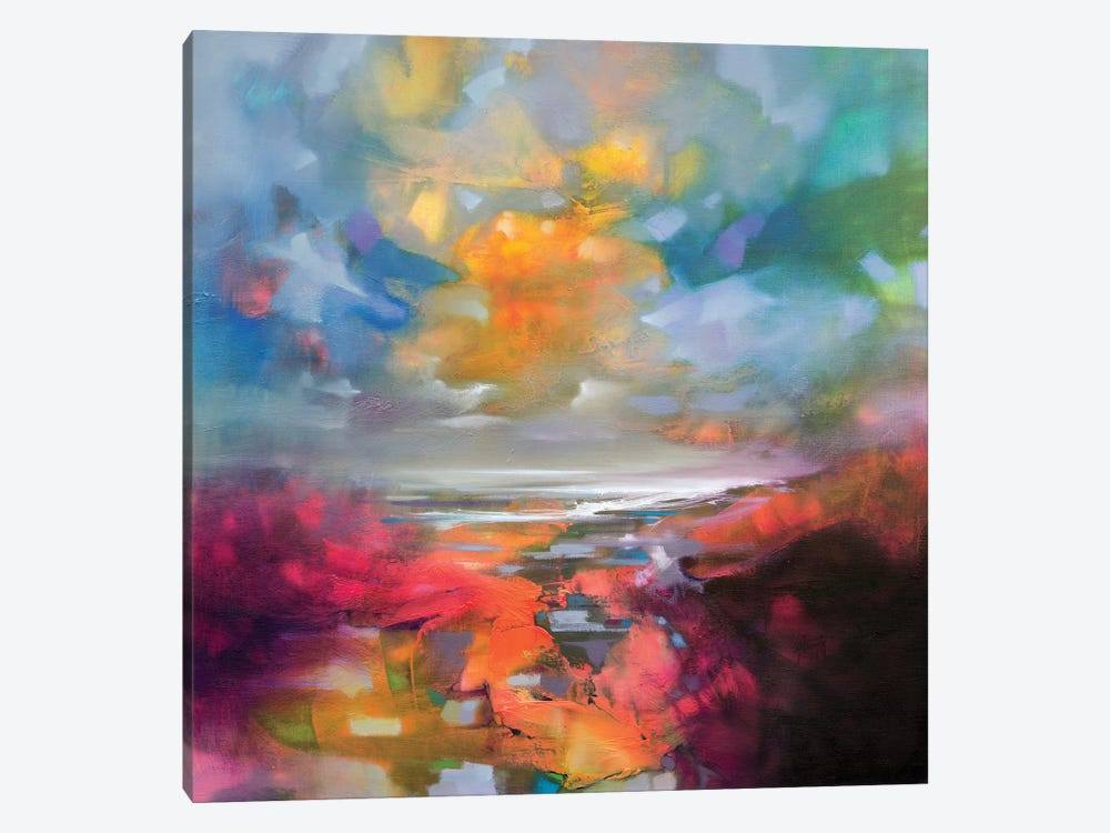 Warmth Prevails by Scott Naismith 1-piece Canvas Wall Art